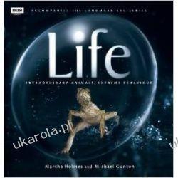 Album BBC Life Michael Gunton Martha Holmes Projektowanie i planowanie ogrodu