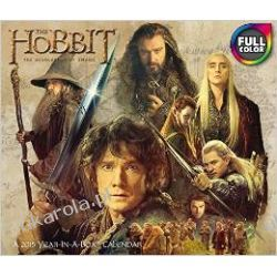 Kalendarz The Hobbit 2015 Calendar