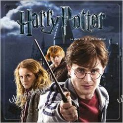 Kalendarz HARRY POTTER SQUARE WALL CALENDAR 2015