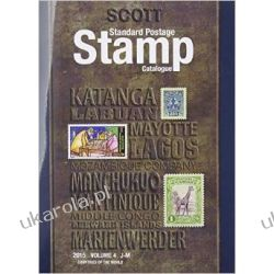 Scott 2015 Standard Postage Stamp Catalogue, Volume 4: Countries of the World J-M (Scott Standard Postage Stamp Catalogue Vol 4 Countries J-M)