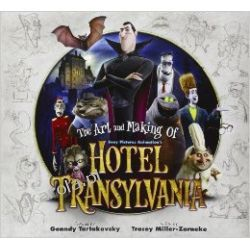 The Art and Making of Hotel Transylvania Po angielsku