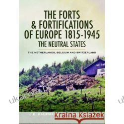 Forts & Fortifications Of Europe 1815-19 The Neutral States