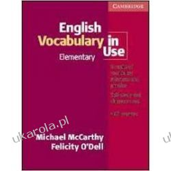 English Vocabulary In Use : Elementary