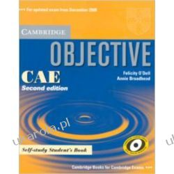 Objective CAE Self-study Student's Book
