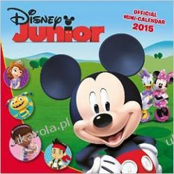 Mini kalendarz Myszka Miki i inne Official Disney Junior 2015 Mini Calendar
