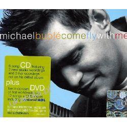 Come Fly With Me Michael Buble CD DVD Projektowanie i planowanie ogrodu