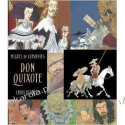 Don Quixote Miguel de Cervantes  Po angielsku
