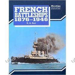 French Battleships, 1876-1945 (Warships fotofax)