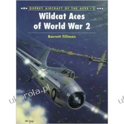 Wildcat Aces of World War 2: 003 (Osprey Aircraft of the Aces)