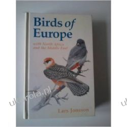 Birds of Europe: With North Africa and the Middle East (Helm Field Guides)