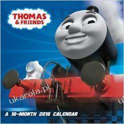 Kalendarz Thomas & Friends 2016 Calendar Tomek i przyjaciele