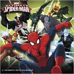 Kalendarz dla dzieci Ultimate Spider-man 2016 Calendar spiderman spider man