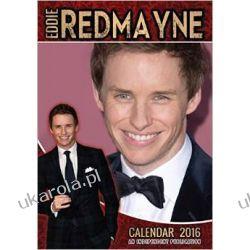 Kalendarz ścienny EDDIE REDMAYNE 2016 Calendar