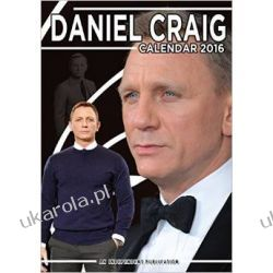 Kalendarz 2016 DANIEL CRAIG Wall Calendar