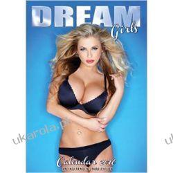 Kalendarz Kobiety Dziewczyny DREAM GIRLS SEXY BABES 2016 Calendar