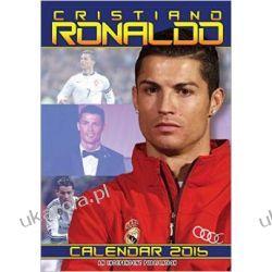 Kalendarz CRISTIANO RONALDO REAL MADRID 2016 calendar