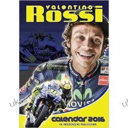 Kalendarz VALENTINO ROSSI MOTO GP 2016 calendar