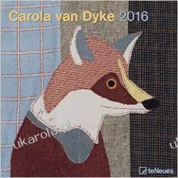 Kalendarz Carola van Dyke 2016 Broschürenkalender