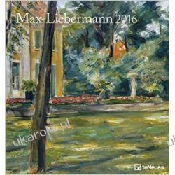 Kalendarz Max Liebermann 2016