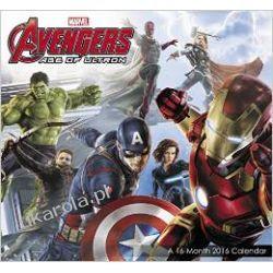 Mini Kalendarz Avengers Age of Ultron 2016 Calendar
