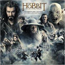 Kalendarz The Hobbit Motion Picture Trilogy 2016 Calendar
