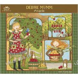 Kalendarz Aniołki anioły Debbie Mumm - Angels 2016 Calendar