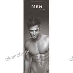 Kalendarz Mężczyźni Men Vertical 2016
