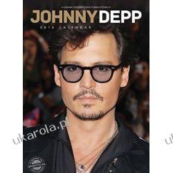 Kalendarz JOHNNY DEPP 2016 CALENDAR