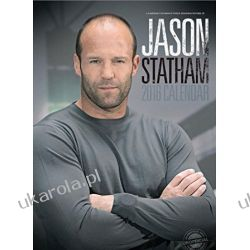 Kalendarz JASON STATHAM 2016 CALENDAR