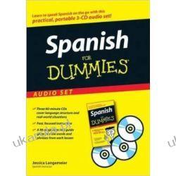 Spanish For Dummies Audio Set Hiszpański