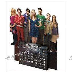 Kalendarz stojący biurkowy The Big Bang Theory Standee 2016 Calendar