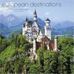 Kalendarz European Destinations 2016 Calendar