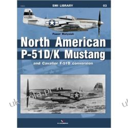 North American P-51D/ K Mustang and Cavalier F-51D Conversion