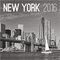 Kalendarz New York 2016: Broschürenkalender Fotos Nowy Jork Calendar