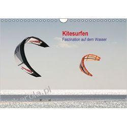 Kalendarz Kitesurfing Calendar Kitesurfen - Faszination auf dem Wasser