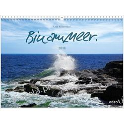 Kaendarz Bin am Meer. 2016 Wandkalender Morze Calendar sea
