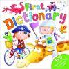 First Dictionary (Big Book of Series) słownik obrazkowy dla dzieci