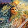Kalendarz Celestial Journeys by Josephine Wall Calendar 2018