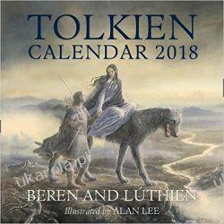 Kalendarz Tolkien Calendar 2018