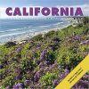 Kalendarz Kalifornia California 2018 Calendar