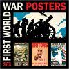 Kalendarz First World War Posters Wall Calendar 2018 Plakaty I Wojna Światowa