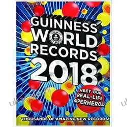 Guinness World Records 2018 Księga rekordów guinnessa