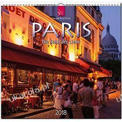 Kalendarz Paryż Paris 2018 Calendar