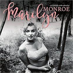 Kalendarz Marilyn Monroe 2018 Calendar