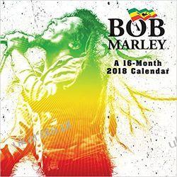 Kalendarz Bob Marley 2018 Calendar