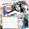 Kalendarz Wonder Woman Classic 2018 Calendar