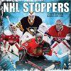 Kalendarz NHL Stoppers 2018 Calendar