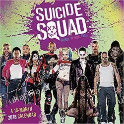 Kalendarz Legion Samobójców Suicide Squad 2018 Calendar