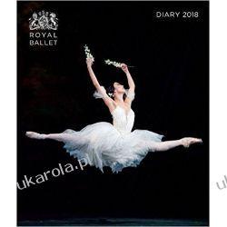 Kalendarz książkowy Royal Ballet Desk Diary 2018