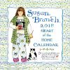 Kalendarz Susan Branch Heart of the Home 2018 Calendar
